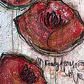 Im Ready For Your Love Poppies by Laurie Maves ART