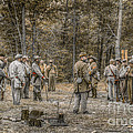 Images Of The Civil War Confederate Soldiers by Randy Steele