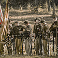 Images Of The Civil War Union Soldiers by Randy Steele