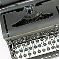 Imagination Typewriter by Rudy Umans