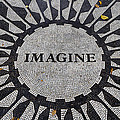 Imagine A World Of Peace by Garry Gay