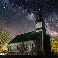 Immanuel Lutheran Church by Aaron J Groen