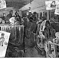 Immigrant Coach Car, 1881 by Granger