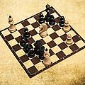 Immortal Chess - Byrne Vs Fischer 1956 by Alexander Senin