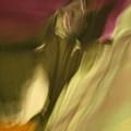 Impression Of A Rose by Carolyn Jacob
