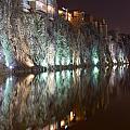 Impressiones At Mtkvari River by Jovanovic Dragan
