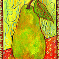 Impressionist Style Pear by Blenda Studio