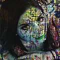 Impressionistic Girl by Donna Blackhall