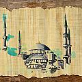 Impressionistic Masjid E Nabwi by Catf