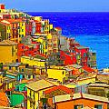 Impressionistic Photo Paint Gs 008 by Catf
