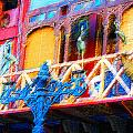 Impressionistic Photo Paint Ls 005 by Catf