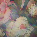 Impressionistic Spring Bouquet by Dora Sofia Caputo Photographic Design and Fine Art
