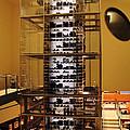 Impressive Wine Rack by Debbie Oppermann
