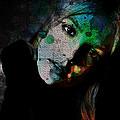 In A Britney Mood by Absinthe Art By Michelle LeAnn Scott