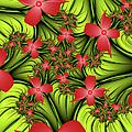 In A Flower Meadow by Gabiw Art