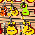In A Music Shop by Anand Swaroop Manchiraju