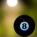 In Front Of The Eight Ball by Bob Orsillo