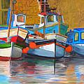 In Harbor by Michael Lee