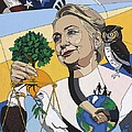 In Honor Of Hillary Clinton by Konni Jensen