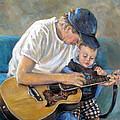 In Memory Of Baby Jordan by Donna Tucker