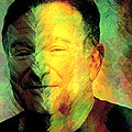 In Memory Of Robin Williams by Ally  White