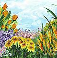 In My Garden by Holly Carmichael