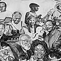 In Praise Of Jazz V by Steve Harrington