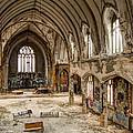 Faith In Ruins by Pat Eisenberger