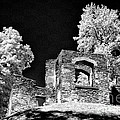 In Ruins by Paul W Faust -  Impressions of Light