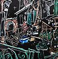 In Sospensione - Wallpaper Venice Italy - Venedig Kunstausstellung by Arte Venezia