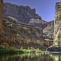 In The Canyon by Alan Toepfer