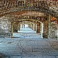 In The Fort Arches by Alice Gipson