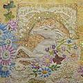 In The Garden by Hazel Millington