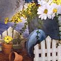 In The Garden by Tom Mc Nemar