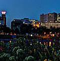 In The Glow Of Harrisburg by Deborah Klubertanz