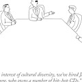 In The Interest Of Cultural Diversity by Alex Gregory