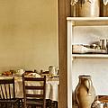 In The Kitchen by Margie Hurwich