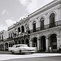 The Streets Of Havana by Shaun Higson