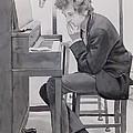 In The Studio by Robert Hooper