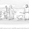 In What Appears To Be Biblical Times by Paul Noth