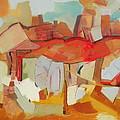 Incessant Urbanization by Danielle Nelisse