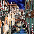 Inchiostro Su Venezia by Guido Borelli