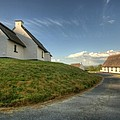 Inchiquin Cottages by John Quinn