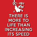 Increasing Speed Red by Splendid Notion Series