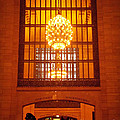 Incredible Art Nouveau Antique Grand Central Station - New York by Miriam Danar