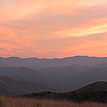 Incredible Sunset At Max Patch by Anita Adams