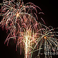 Independence Day Fireworks by Philip Pound