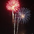 Independence Day Sparklers by Deborah Smolinske