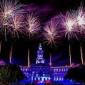 Independence Eve In Denver Colorado by Teri Virbickis