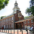 Independence Hall by Angela Rath